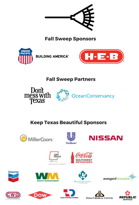 Fall Sweep Sponsors